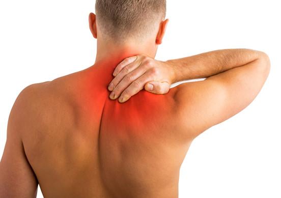 Rückenschmerzen oberer Rücken